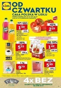 Gazetka promocyjna Lidl, ważna od 20.07.2017 do 23.07.2017.
