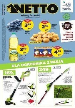 Gazetka promocyjna Netto, ważna od 03.08.2017 do 08.08.2017.