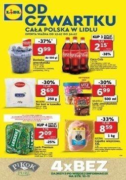 Gazetka promocyjna Lidl, ważna od 27.07.2017 do 30.07.2017.
