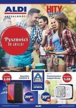 Gazetka promocyjna Aldi, ważna od 02.08.2017 do 08.08.2017.