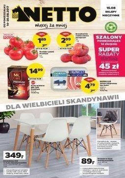 Gazetka promocyjna Netto, ważna od 14.08.2017 do 20.08.2017.
