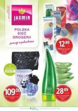 Gazetka promocyjna Jasmin Drogerie, ważna od 10.08.2017 do 23.08.2017.