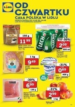 Gazetka promocyjna Lidl, ważna od 17.08.2017 do 20.08.2017.