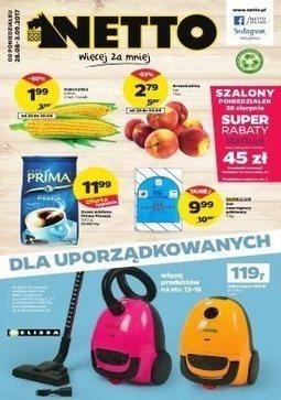 Gazetka promocyjna Netto, ważna od 28.08.2017 do 03.09.2017.