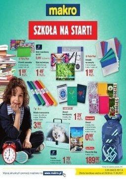 Gazetka promocyjna Makro Cash&Carry, ważna od 29.08.2017 do 11.09.2017.