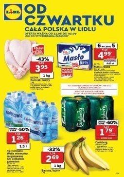Gazetka promocyjna Lidl, ważna od 31.08.2017 do 03.09.2017.