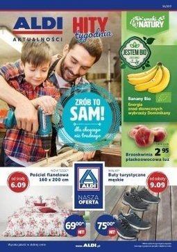 Gazetka promocyjna Aldi, ważna od 06.08.2017 do 12.08.2017.