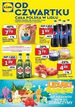 Gazetka promocyjna Lidl, ważna od 07.09.2017 do 10.09.2017.