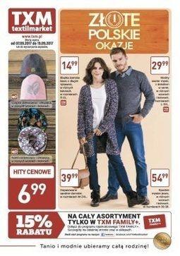 Gazetka promocyjna Textil Market, ważna od 07.09.2017 do 19.09.2017.