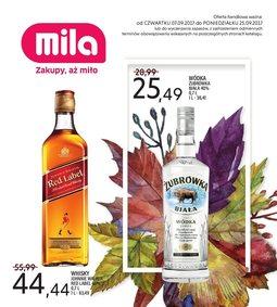 Gazetka promocyjna Mila, ważna od 07.09.2017 do 25.09.2017.