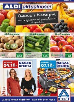 Gazetka promocyjna Aldi, ważna od 04.12.2013 do 10.12.2013.