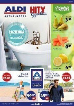 Gazetka promocyjna Aldi, ważna od 20.09.2017 do 26.09.2017.