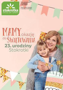 Gazetka promocyjna Stokrotka, ważna od 14.09.2017 do 04.10.2017.