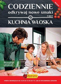 Gazetka promocyjna Biedronka, ważna od 14.09.2017 do 27.09.2017.
