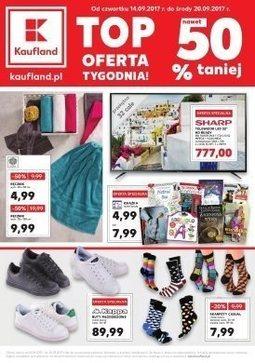 Gazetka promocyjna Kaufland, ważna od 14.09.2017 do 20.09.2017.