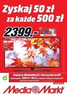 Gazetka promocyjna Media Markt, ważna od 21.09.2017 do 25.09.2017.