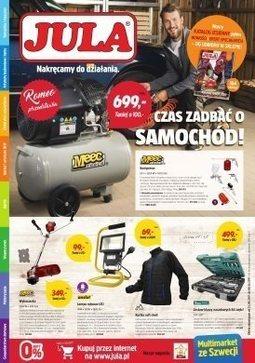Gazetka promocyjna Jula, ważna od 22.09.2017 do 08.10.2017.