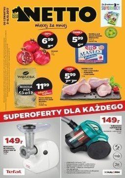 Gazetka promocyjna Netto, ważna od 05.10.2017 do 08.10.2017.