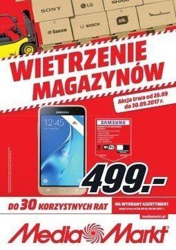 Gazetka promocyjna Media Markt, ważna od 26.09.2017 do 30.09.2017.
