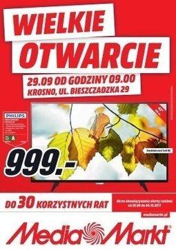 Gazetka promocyjna Media Markt, ważna od 26.09.2017 do 30.10.2017.