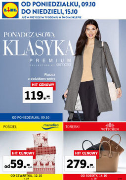 Gazetka promocyjna Lidl, ważna od 09.10.2017 do 15.10.2017.