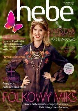 Gazetka promocyjna Drogeria Hebe, ważna od 01.10.2017 do 31.10.2017.