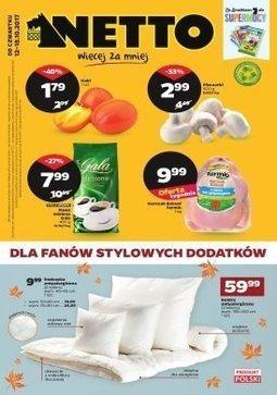 Gazetka promocyjna Netto, ważna od 12.10.2017 do 15.10.2017.