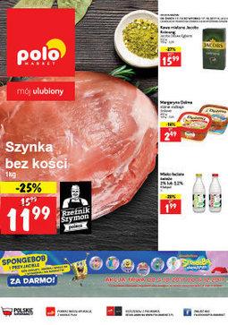 Gazetka promocyjna POLOmarket, ważna od 11.10.2017 do 17.10.2017.