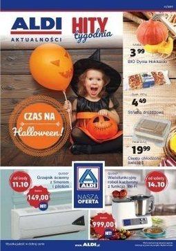 Gazetka promocyjna Aldi, ważna od 11.10.2017 do 17.10.2017.