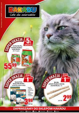 Gazetka promocyjna Kakadu, ważna od 05.10.2017 do 18.10.2017.