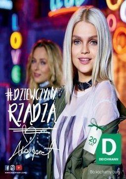 Gazetka promocyjna Deichmann, ważna od 01.09.2017 do 31.12.2017.