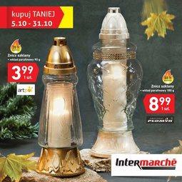 Gazetka promocyjna Intermarché, ważna od 05.10.2017 do 31.10.2017.
