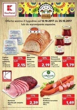 Gazetka promocyjna Kaufland, ważna od 12.10.2017 do 25.10.2017.