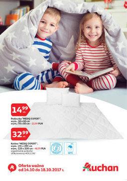Gazetka promocyjna Auchan, ważna od 14.10.2017 do 18.10.2017.