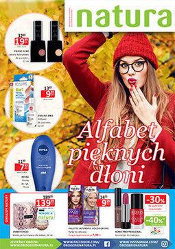 Gazetka promocyjna Drogerie Natura, ważna od 12.10.2017 do 25.10.2017.