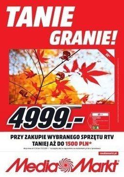Gazetka promocyjna Media Markt, ważna od 12.10.2017 do 17.10.2017.