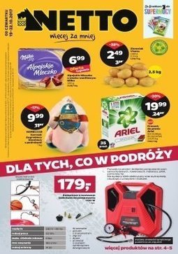Gazetka promocyjna Netto, ważna od 19.10.2017 do 22.10.2017.