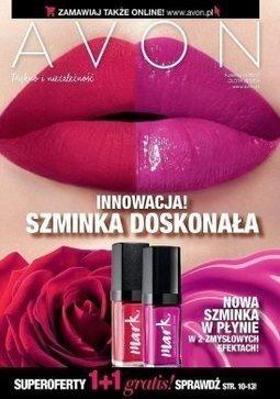 Gazetka promocyjna Avon, ważna od 17.10.2017 do 06.11.2017.