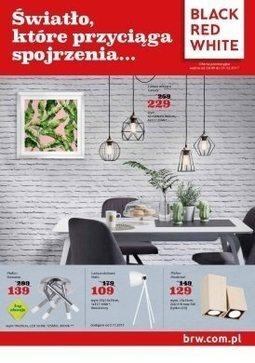 Gazetka promocyjna Black Red White, ważna od 28.09.2017 do 31.12.2017.
