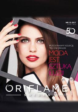 Gazetka promocyjna Oriflame, ważna od 17.10.2017 do 06.11.2017.