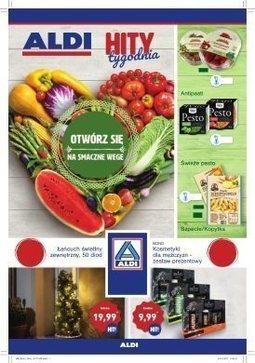 Gazetka promocyjna Aldi, ważna od 23.10.2017 do 29.10.2017.