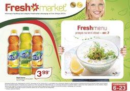 Gazetka promocyjna Freshmarket, ważna od 03.07.2013 do 16.07.2013.