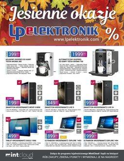 Gazetka promocyjna LPelektronik, ważna od 25.10.2017 do 01.12.2017.