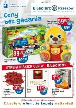Gazetka promocyjna Merkury Market, ważna od 02.11.2017 do 30.11.2017.
