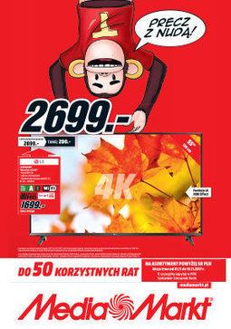 Gazetka promocyjna Media Markt, ważna od 01.11.2017 do 10.11.2017.