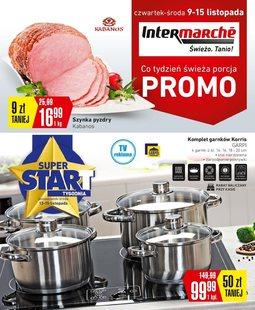Gazetka promocyjna Intermarché, ważna od 09.11.2017 do 15.11.2017.