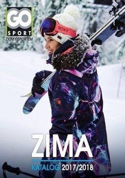 Gazetka promocyjna Go Sport, ważna od 03.11.2017 do 23.03.2018.