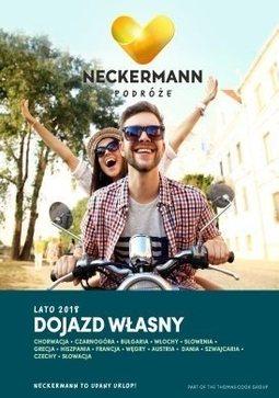 Gazetka promocyjna Neckermann, ważna od 03.11.2017 do 30.09.2018.