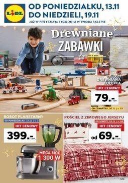 Gazetka promocyjna Lidl, ważna od 13.11.2017 do 19.11.2017.