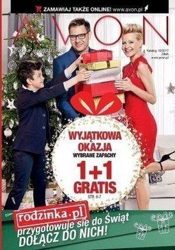Gazetka promocyjna Avon, ważna od 07.11.2017 do 27.11.2017.